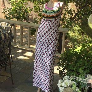 Trina Turk Maxi Coverup/Dress